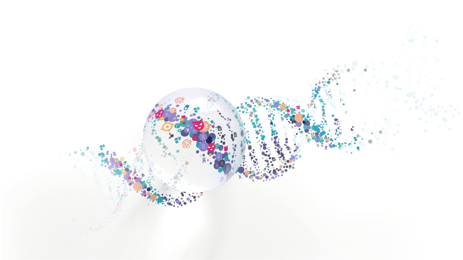 The DNA of CTI - Fusion Center reaches 100 million entities milestone
