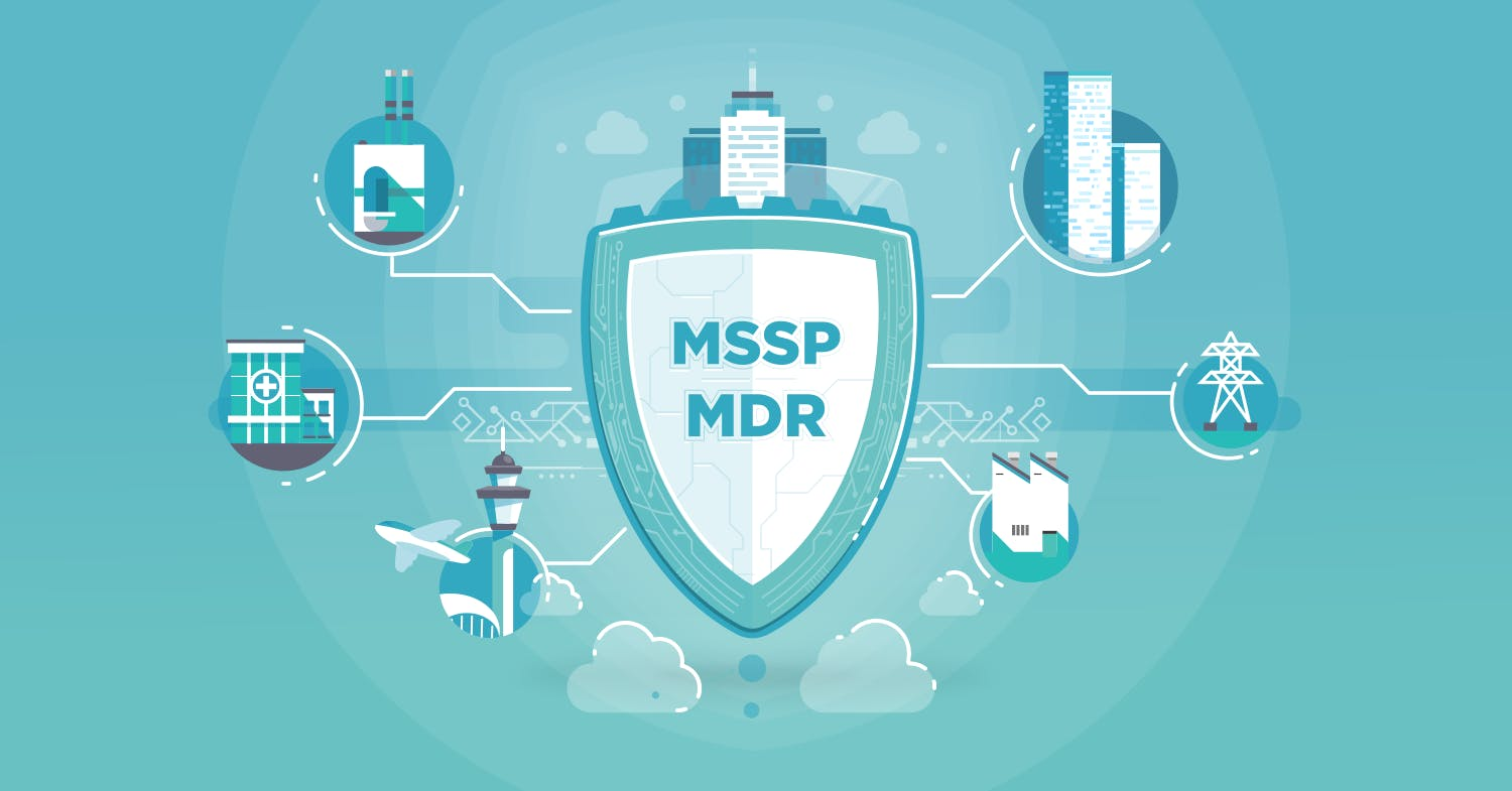 Cybersecurity XDR solutions for MSSPs  and MDRs